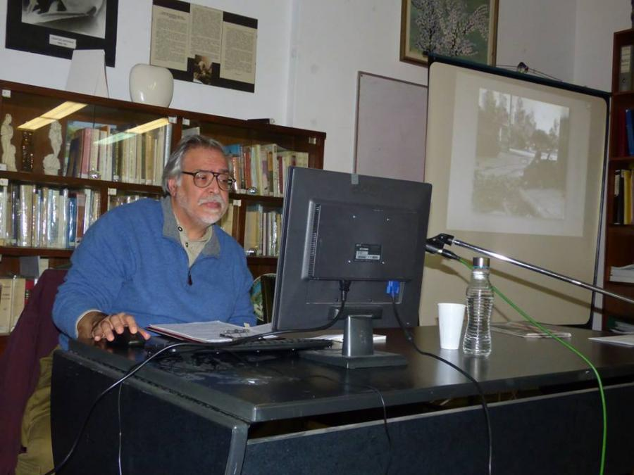 Μανώλης Κασιμάτης, φωτογράφος-ερευνητής