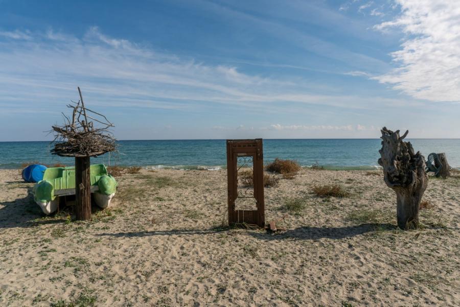 Beach Stories απο τον Χρίστο Ζήσο
