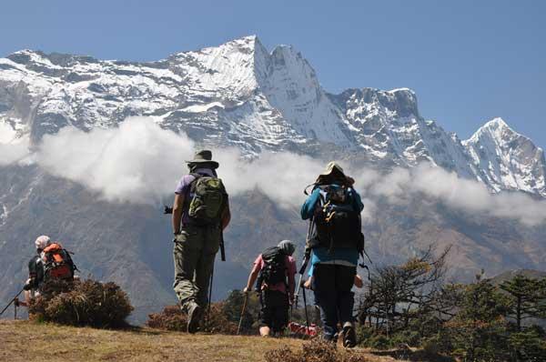 Οδοιπορικό στο Νεπάλ -- Μαίρη Γαργάλα